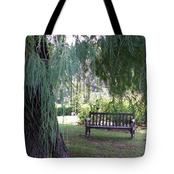 Calm Tote Bag by Amy Fose