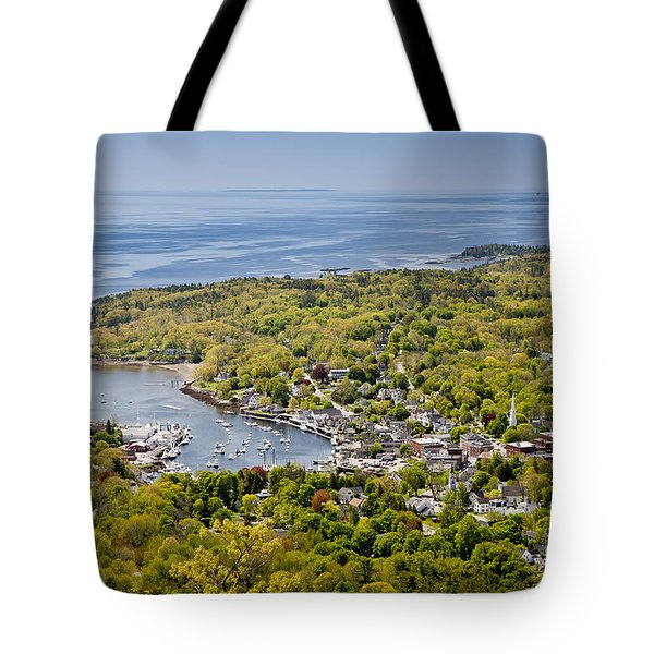 Camden View Tote Bag by Susan Cole Kelly