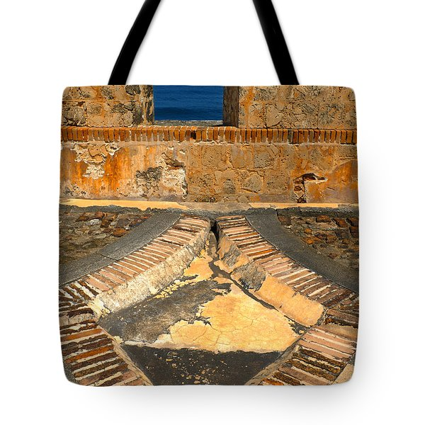 Cannon Portal Tote Bag by Stephen Anderson