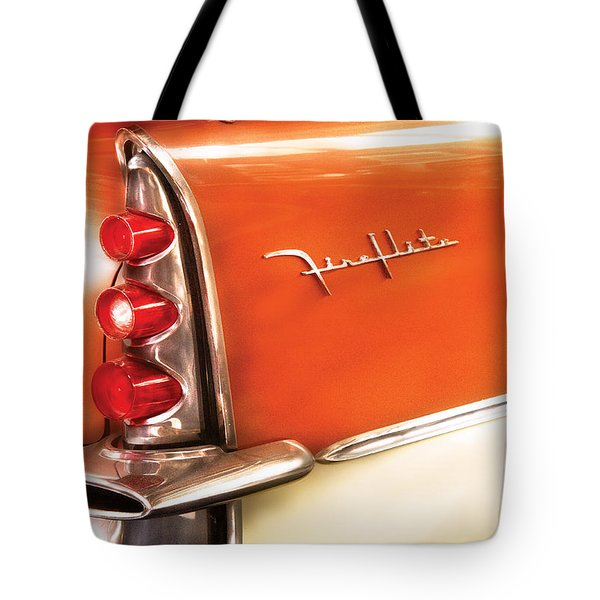 Car - The Wing Tote Bag by Mike Savad