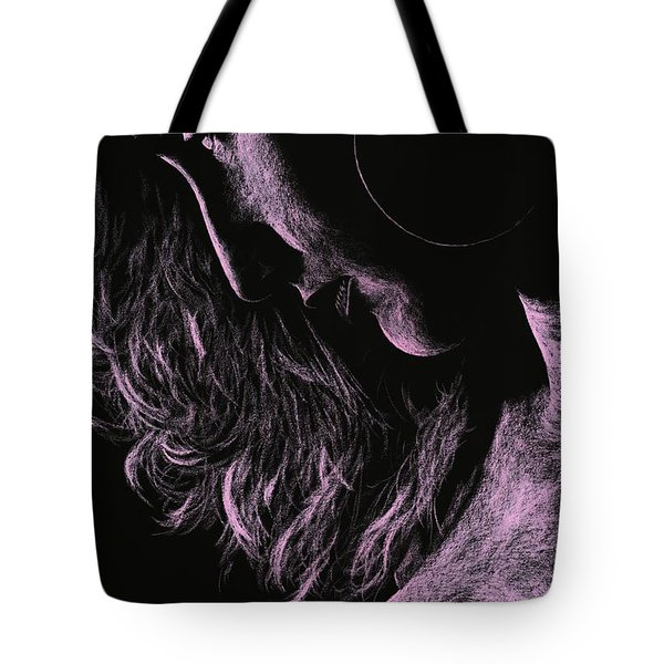 Carmen Tote Bag by Richard Young
