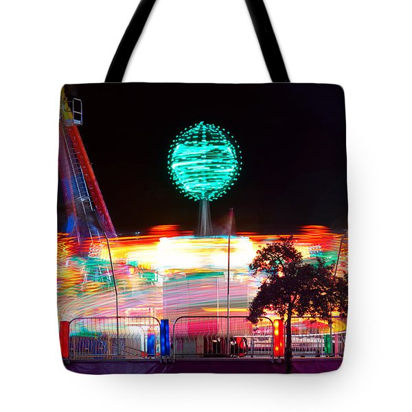 Carnival Excitement Tote Bag by James BO  Insogna