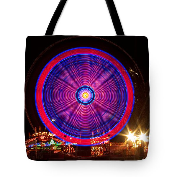 Carnival Hypnosis Tote Bag by James BO  Insogna
