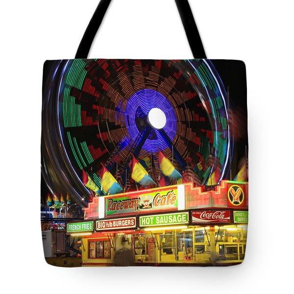 Carnival Tote Bag by James BO  Insogna