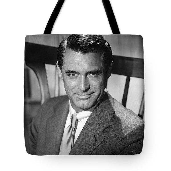 Cary Grant (1904-1986) Tote Bag by Granger