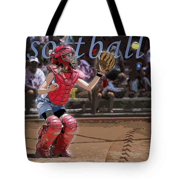 Catch It Tote Bag by Kelley King