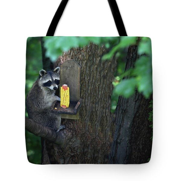 Caught In The Act Tote Bag by Karol Livote