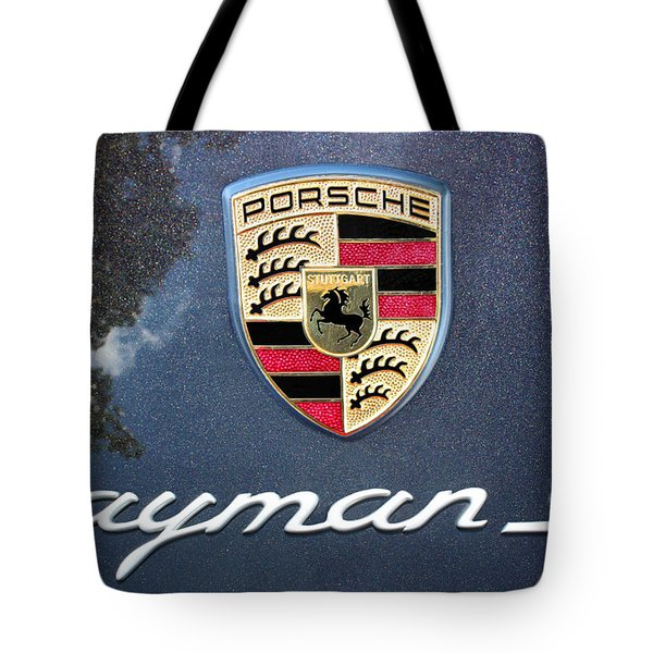 Cayman S Tote Bag by Kristin Elmquist