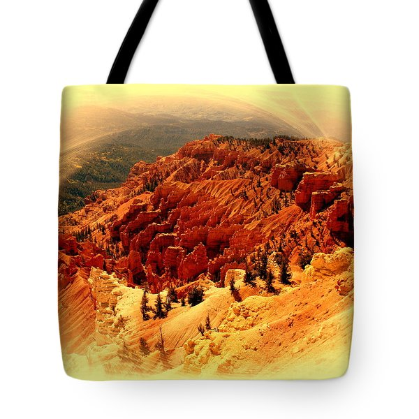 Cedar Breaks 2 Tote Bag by Marty Koch