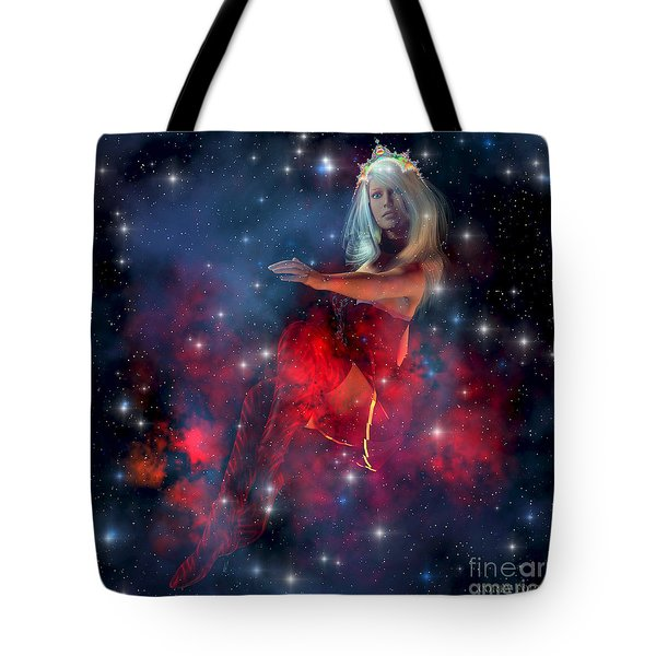 Cerces Tote Bag by Corey Ford