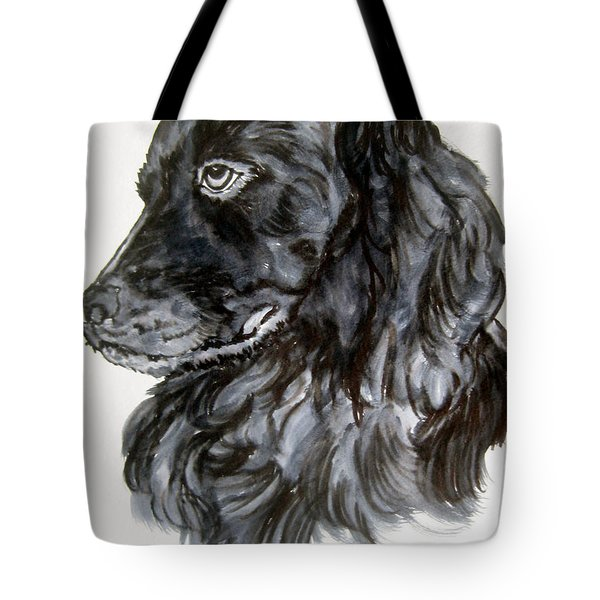 Charlie Tote Bag by Lil Taylor