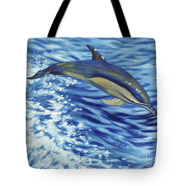 Chasing You Tote Bag by Danielle  Perry