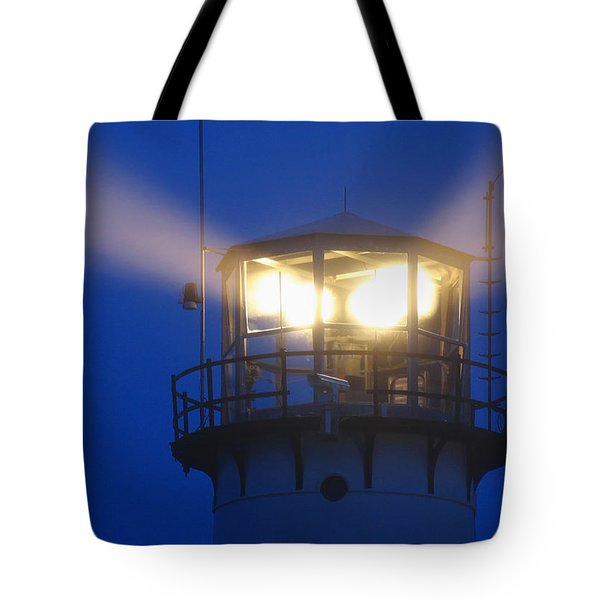 Chatham Light Tote Bag by Juergen Roth