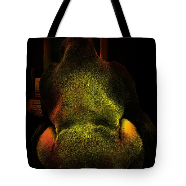 Chatroom Screen Name MildMannerGuy4U Tote Bag by Wingsdomain Art and Photography
