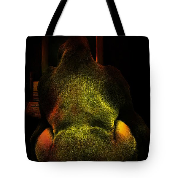 Chatroom Screen Name Mildmannerguy4u . With Text Tote Bag by Wingsdomain Art and Photography