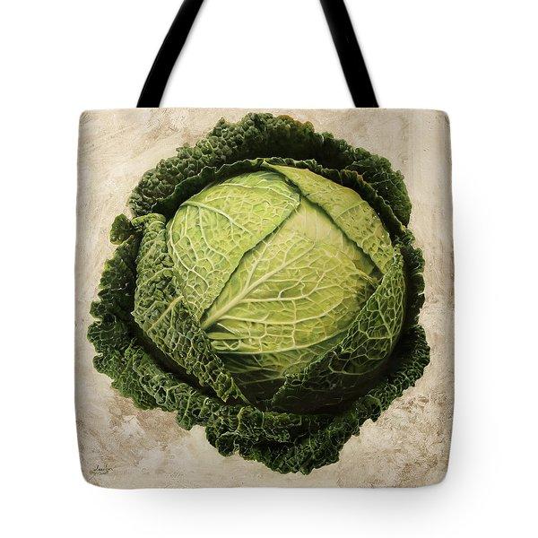 Checcavolo Tote Bag by Danka Weitzen