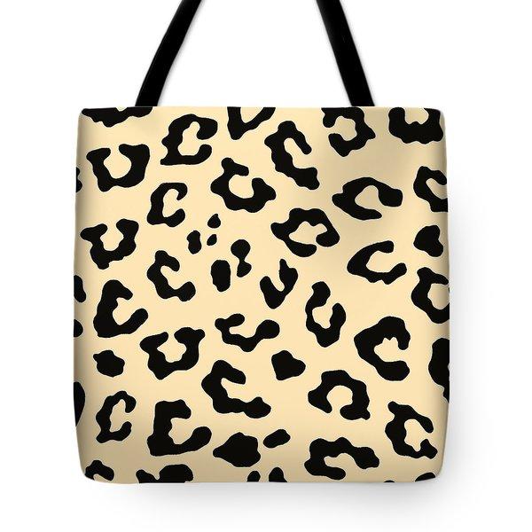 Cheetah Fur Tote Bag by Priscilla Wolfe
