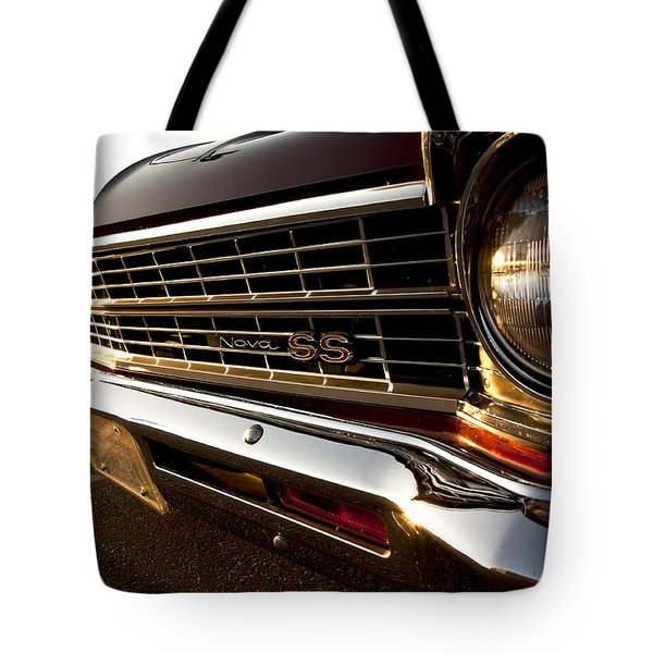 Chevy Nova Ss Tote Bag by Cale Best