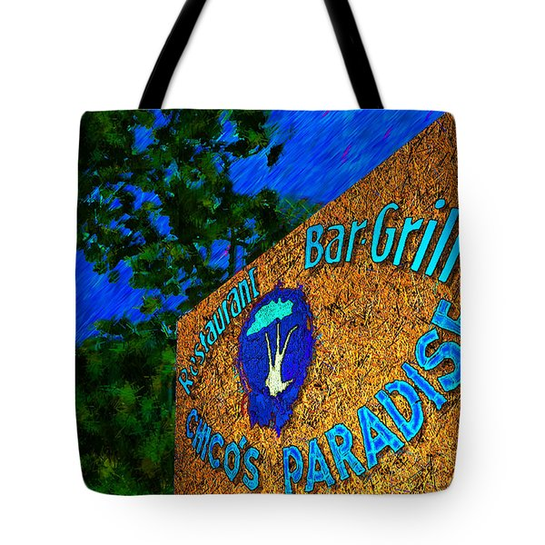 Chico's Paradise Tote Bag by Paul Wear