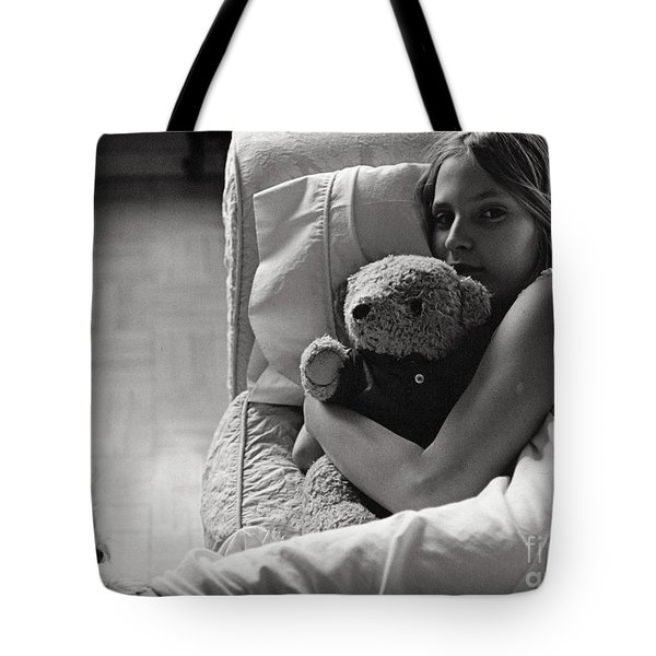 Childhood Tote Bag by Madeline Ellis