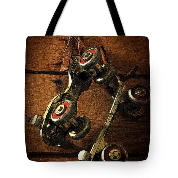 Childhood Memories Tote Bag by Fran Riley
