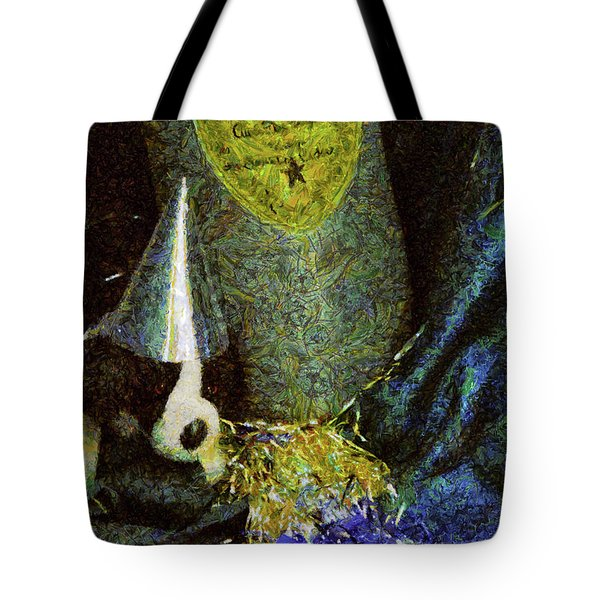 Children - Toys - Happy New Year Tote Bag by Mike Savad