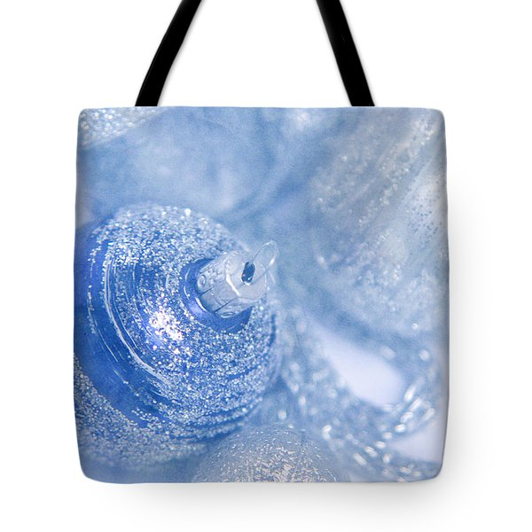 Christmas Time Tote Bag by Angela Doelling AD DESIGN Photo and PhotoArt