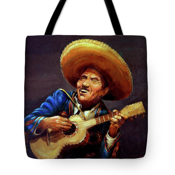 Cielito Lindo Tote Bag by Hanne Lore Koehler