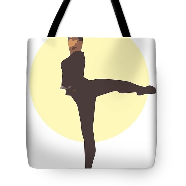 Classic Ballet Dancer Tote Bag by Joaquin Abella