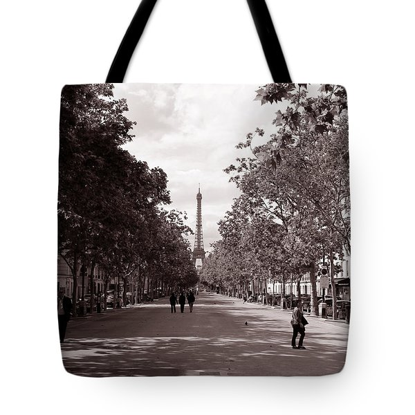 Classic Paris 10 Tote Bag by Andrew Fare
