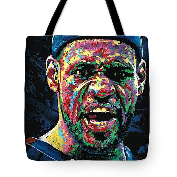 Cleveland's Pride Tote Bag by Maria Arango