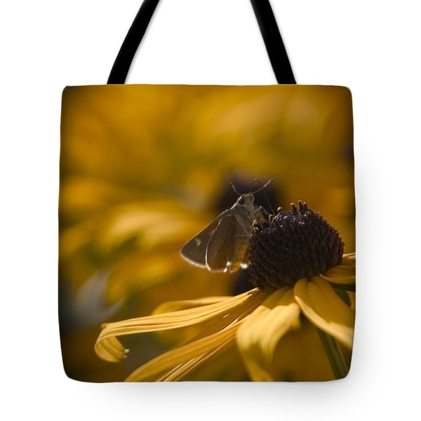 Closeup Tote Bag by Karol  Livote