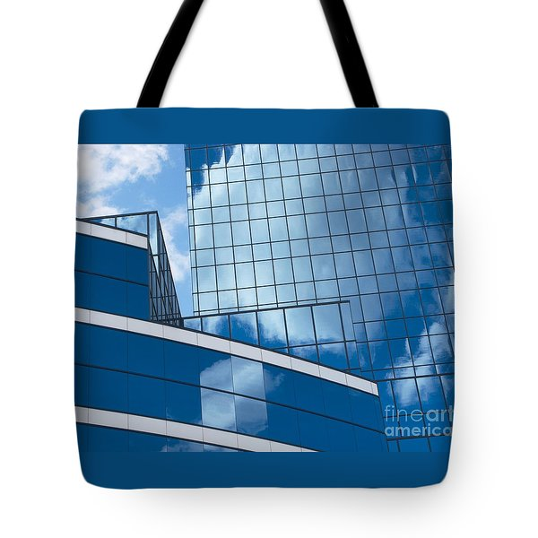 Cloud Catcher Tote Bag by Ann Horn