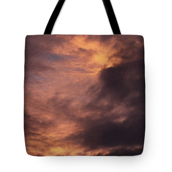 Clouds Tote Bag by Clayton Bruster
