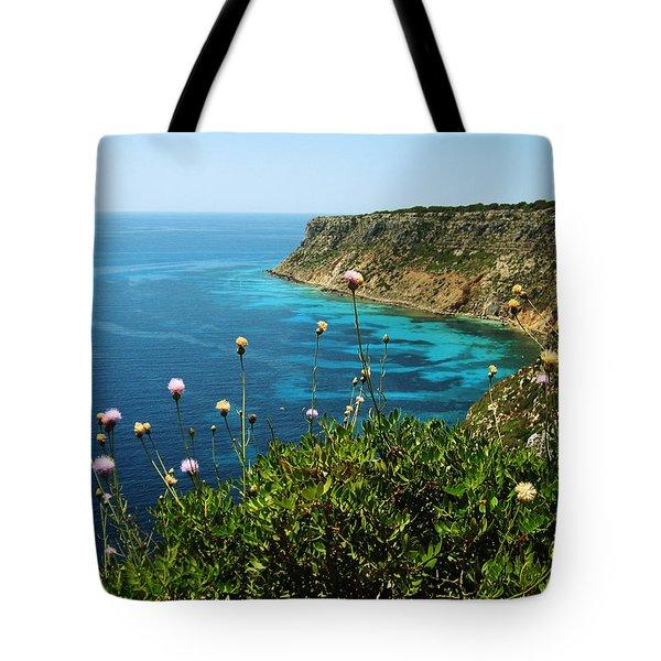 Coast Tote Bag by Oliver Johnston