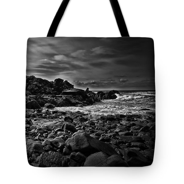 Coastal Home  Kennebunkport Maine Tote Bag by Bob Orsillo