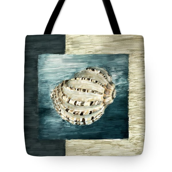 Coastal Jewel Tote Bag by Lourry Legarde