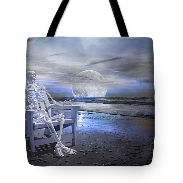 Coastal Tales  Tote Bag by Betsy A  Cutler
