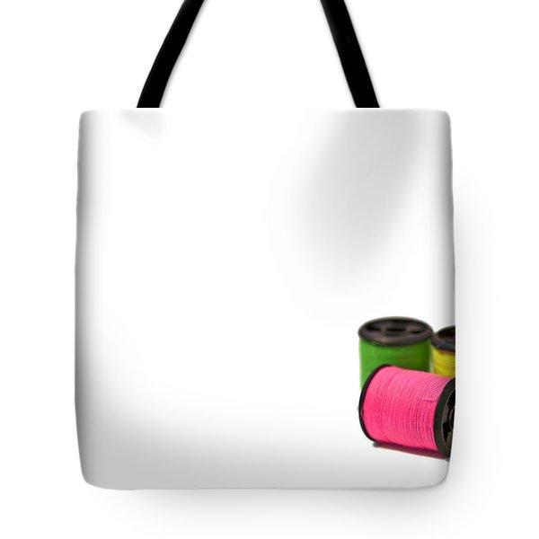 Color Me Happy Tote Bag by Evelina Kremsdorf