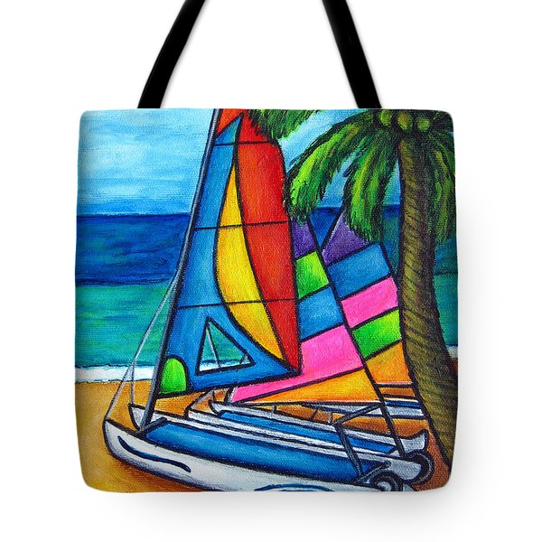 Colourful Hobby Tote Bag by Lisa  Lorenz