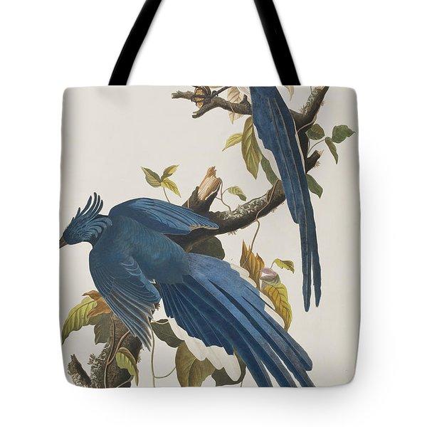 Columbia Jay Tote Bag by John James Audubon