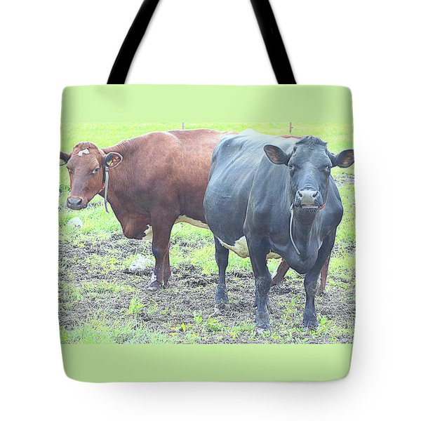 Come With Us Tote Bag by Hilde Widerberg