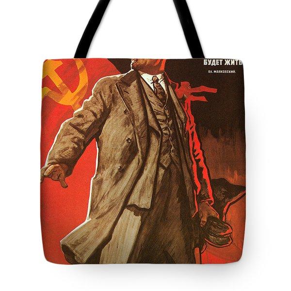 Communist Poster, 1967 Tote Bag by Granger