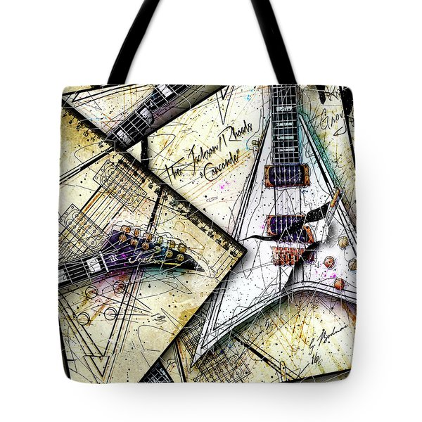 Concordia Tote Bag by Gary Bodnar
