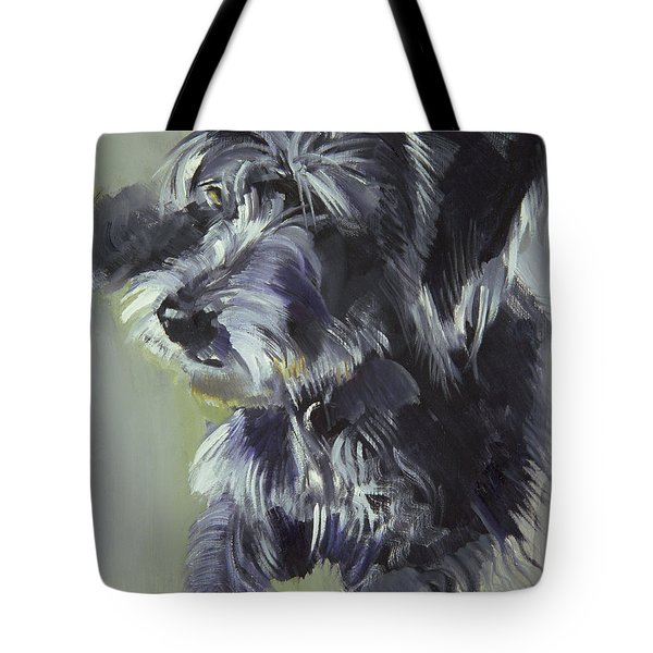 Connie Tote Bag by Sally Muir