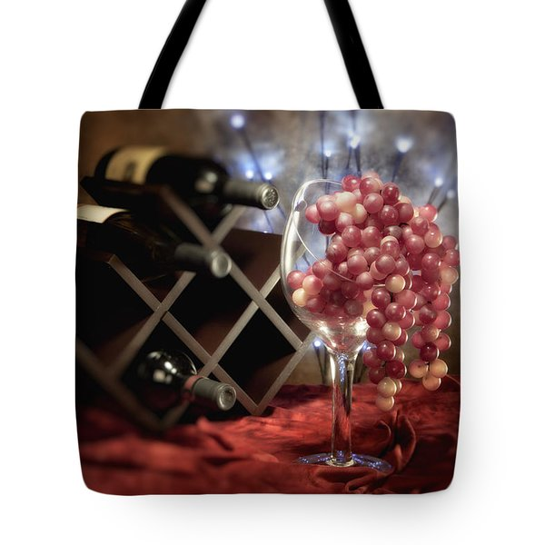Connoisseur I Tote Bag by Tom Mc Nemar
