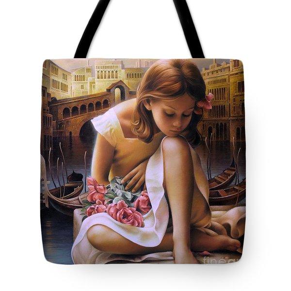Consuelo Tote Bag by Arthur Braginsky