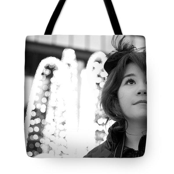 Contemplation Tote Bag by Lisa Knechtel