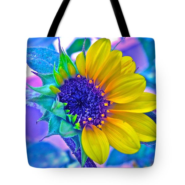 Content Tote Bag by Gwyn Newcombe