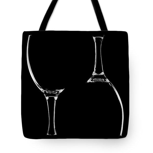 Contour Tote Bag by Gert Lavsen